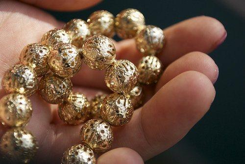 способы чистки золотых украшений