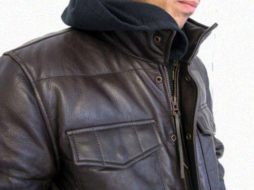 как не испортить кожаную куртку при чистке