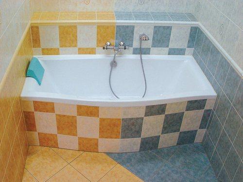 Как чистить акриловую ванну правильно и чем лучше это делать