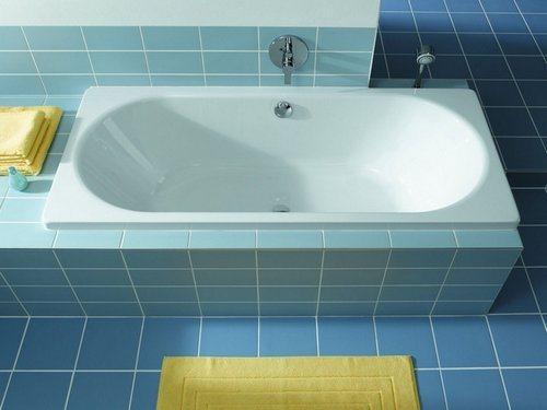 как правильно почистить акриловую ванну