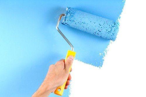 Запах краски в квартире: как избавиться и убрать его
