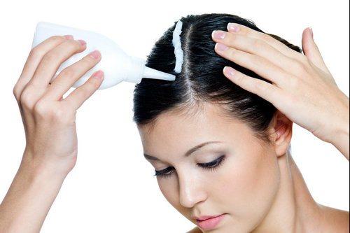 Как отстирать с полотенца краску для волос