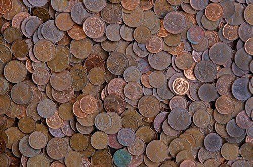 Чем лучше очистить монеты
