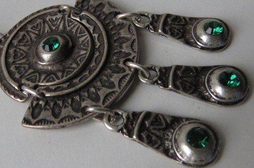 Серебро позеленело знак ссо