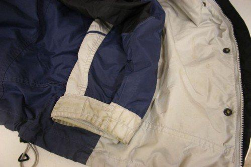 Как почистить куртку от засаленности в домашних условиях