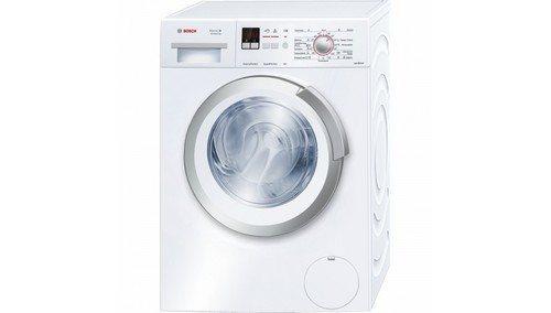 Неполадки стиральной машины бош