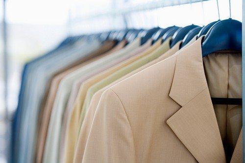 Сухая стирка одежды в домашних условиях