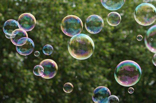 Смесь для мыльных пузырей