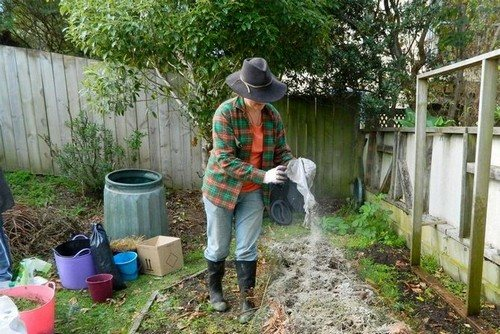Как правильно подготовить землю к зиме