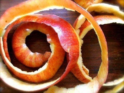 Кожура яблок: польза и вред яблочной кожицы