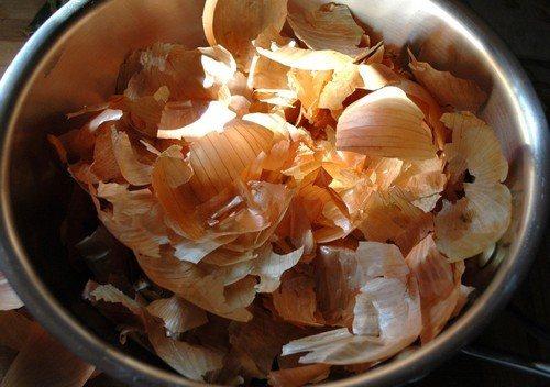 Удобрение на луковой шелухе